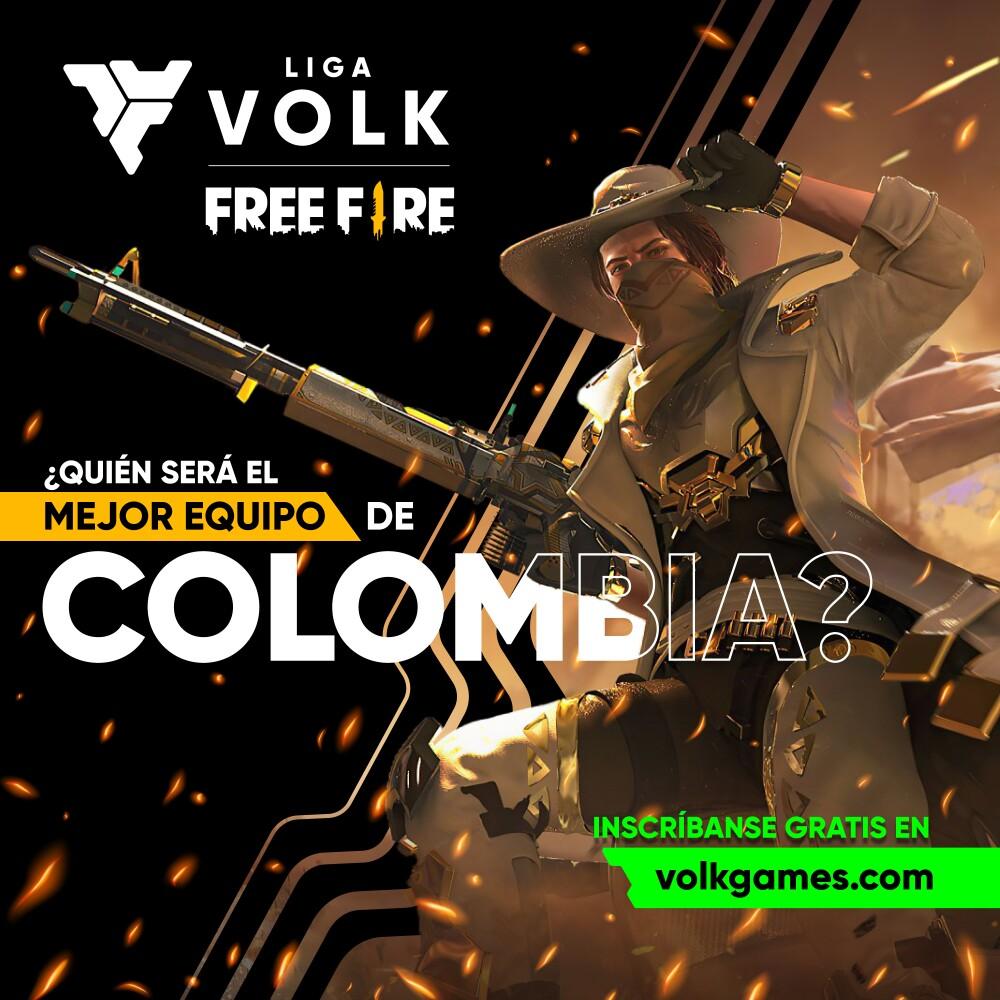 Liga Volk Free Fire