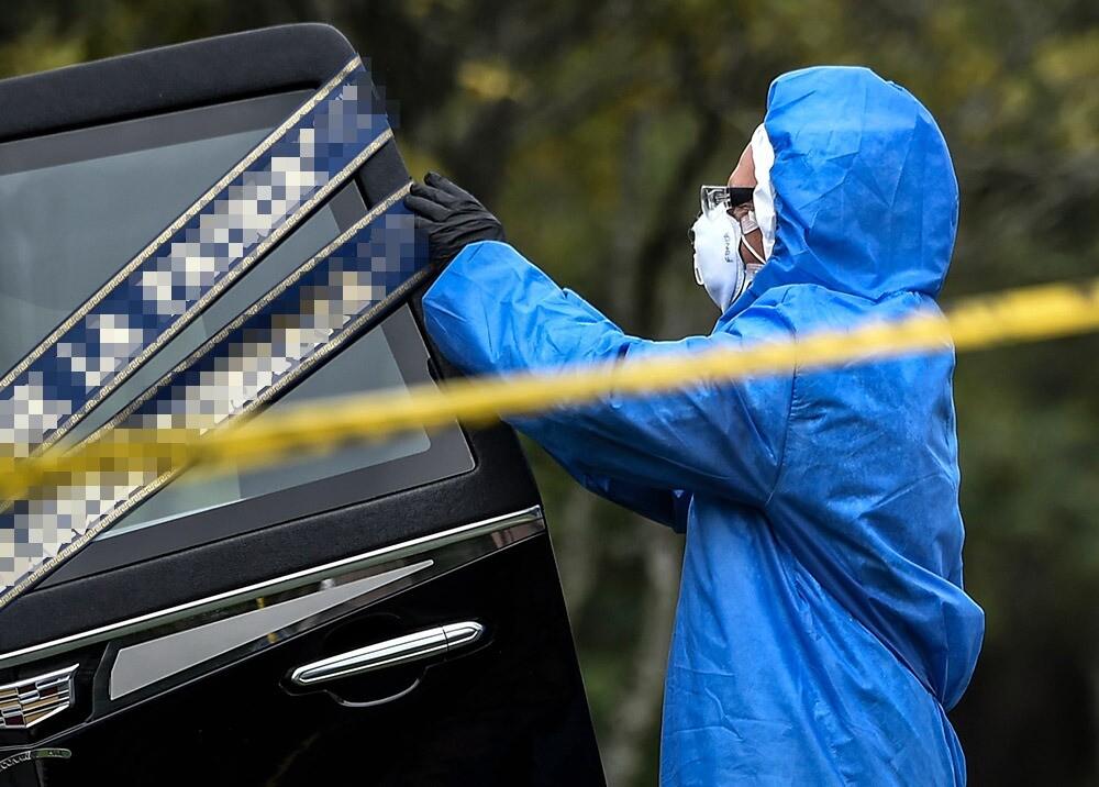 363826_Cementerio // Foto: AFP