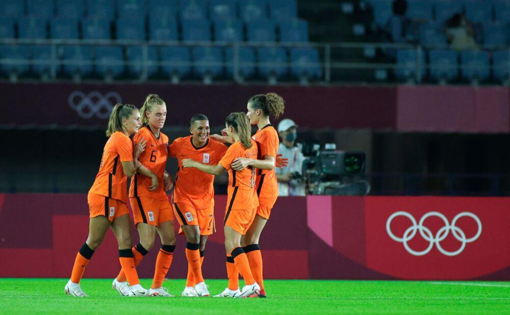 Empezaron los récords en los Juegos Olímpicos: Países Bajos y un histórico  10-3, sobre Zambia