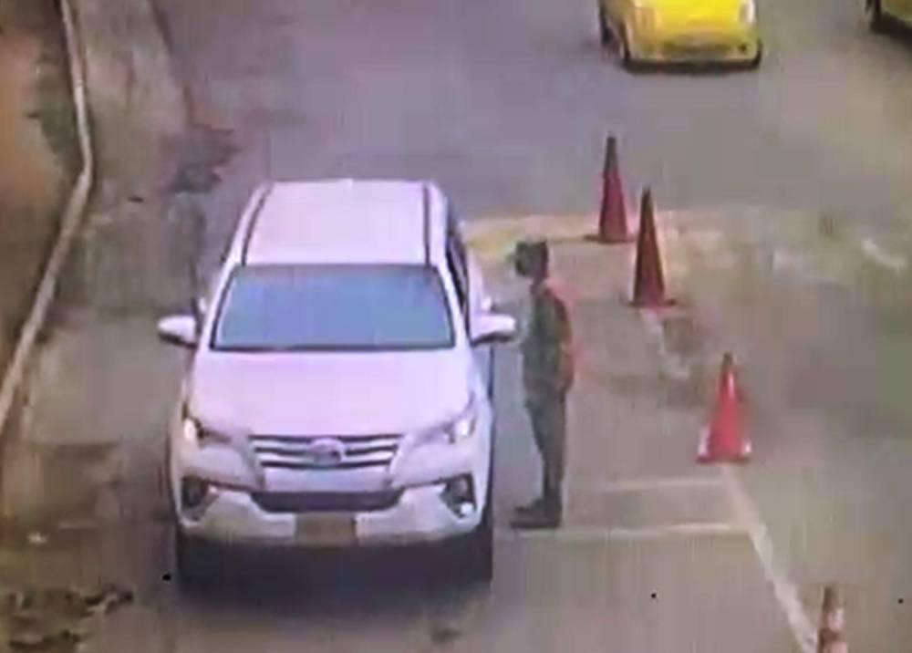 Ingreso de camioneta bomba a la Brigada 30 del Ejército en Cúcuta