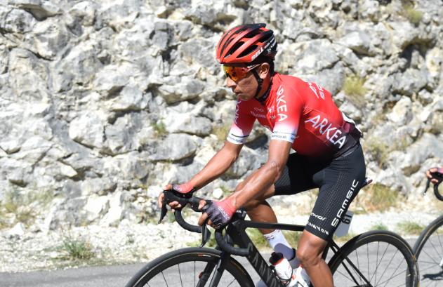 Nairo Quintana será uno de los colombianos en el Tour de los Alpes Marítimos.