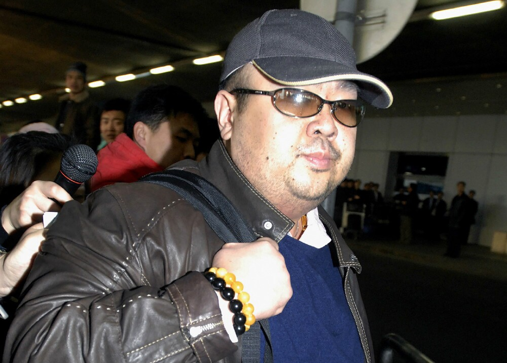 278692_BLU Radio. Kim Jong Nam - Foto: AFP