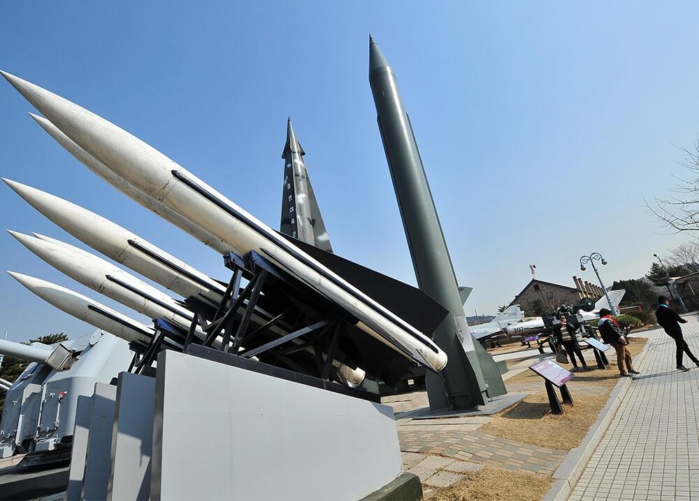 243215_BLU Radio. Misiles. Foto: AFP