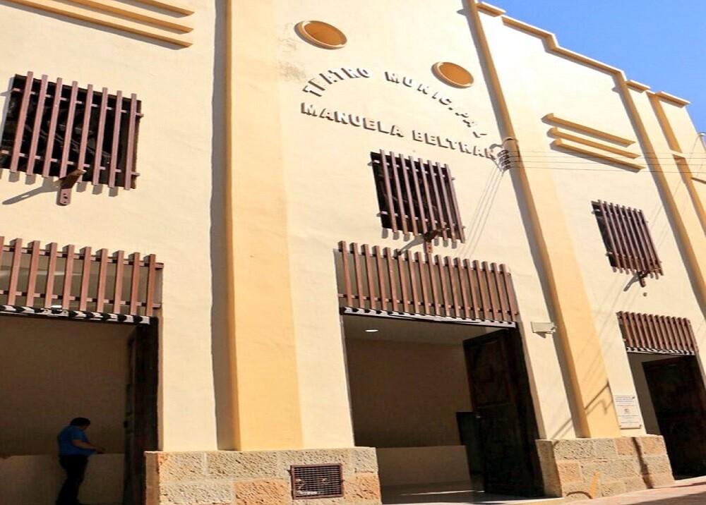 370348_BLU Radio. Teatro Municipal Manuela Beltrán de El Socorro / Foto: Gobernación de Santander