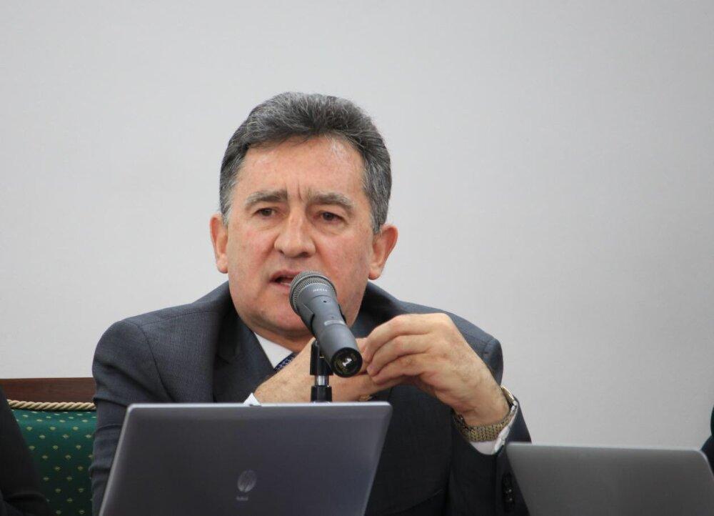 342295_BLU Radio. Álvaro García, presidente Corte Suprema de Justicia / Foto: @CorteSupremaJ
