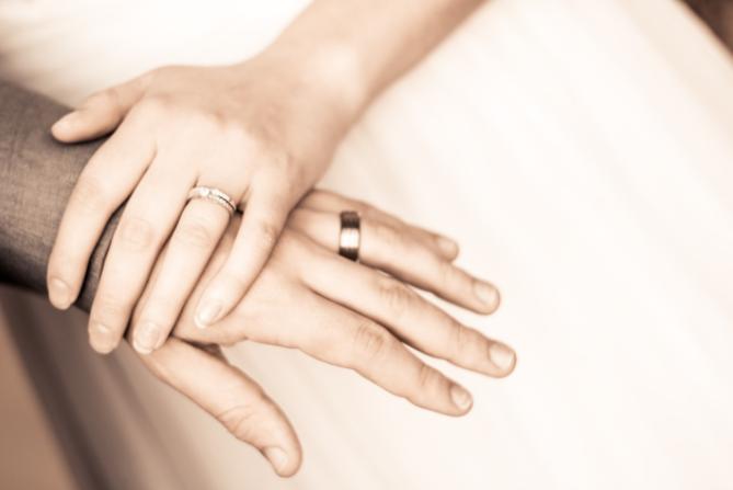 Mujer perdió su anillo de bodas
