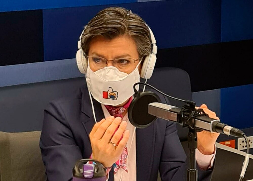 Claudia López / Foto: BLU Radio