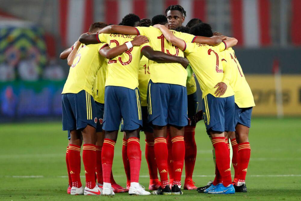 Peru v Colombia - FIFA World Cup 2022 Qatar Qualifier