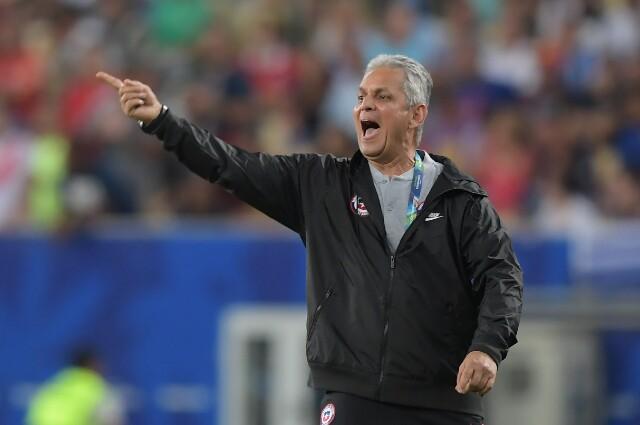 Reinaldo Rueda, entrenador colombiano