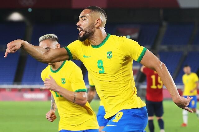 Brasil frente a España en los Juegos Olímpicos de Tokio 2020