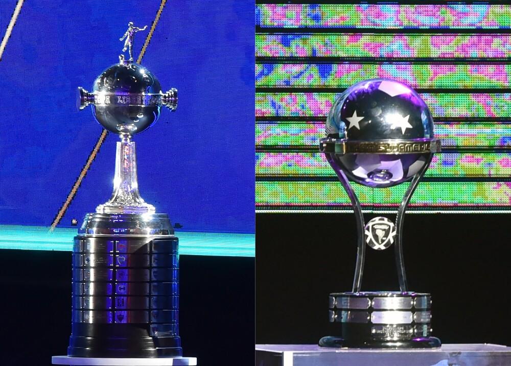 Trofeo Libertadores Sudamericana AFP