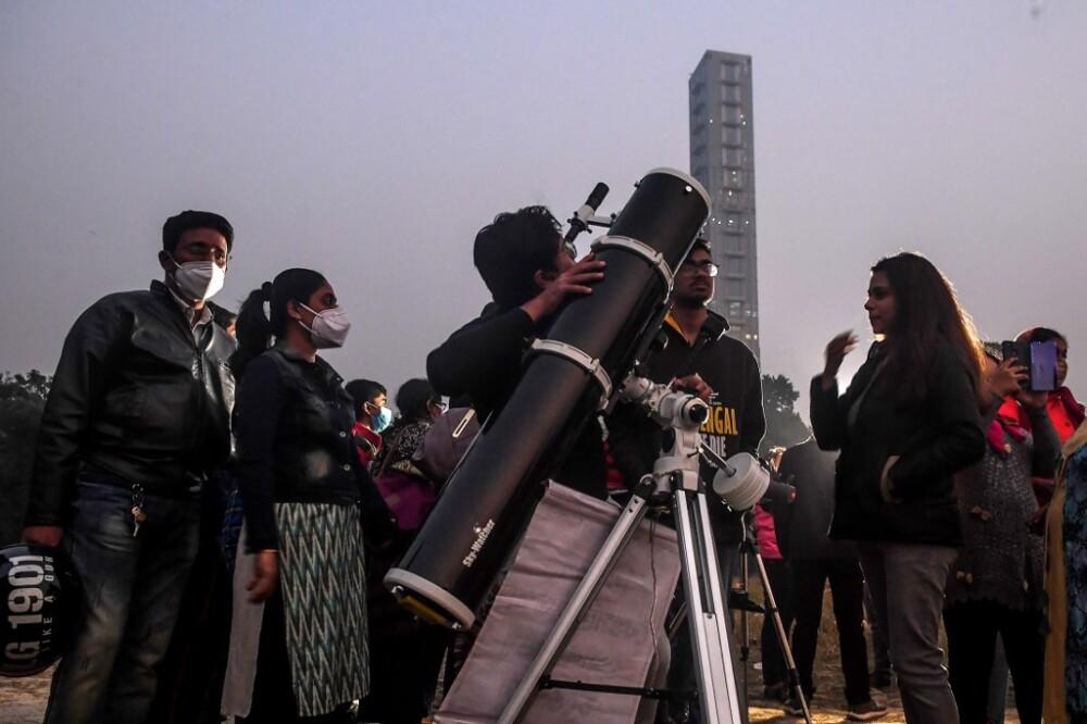 Telescopio - Gran Conjunción