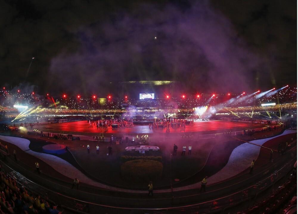 336643_Blu Radio // Inauguración Copa América // Foto: AFP