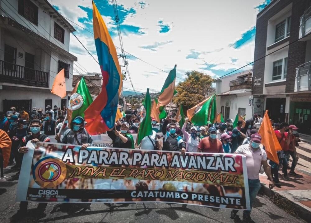 Protestas en Colombia Foto cutcolombia.jpg