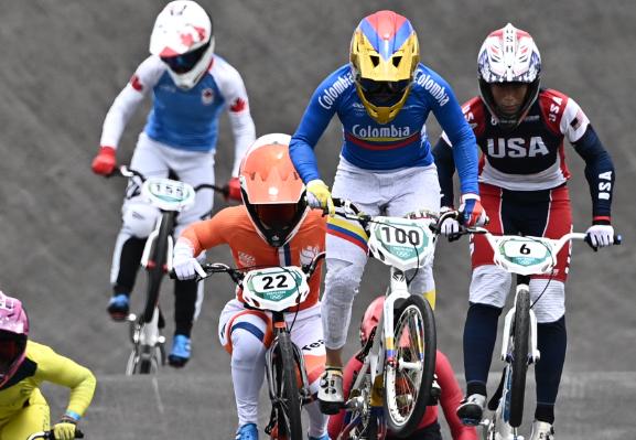 Mariana Pajón podrá pasar el ciclismo de pista para los Juegos Olímpicos de París 2024.
