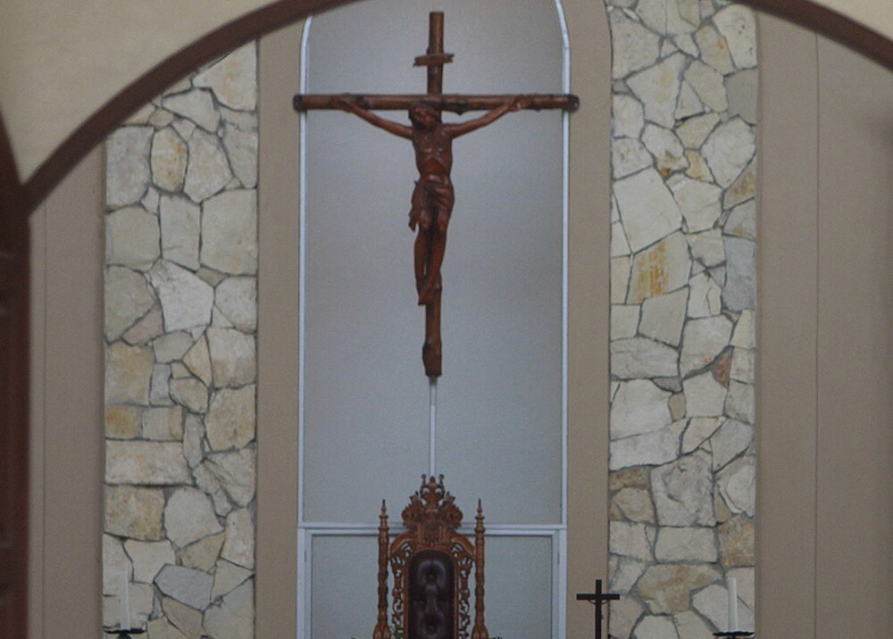 295141_BLU Radio. Iglesia Católica - Referencia // Foto: AFP