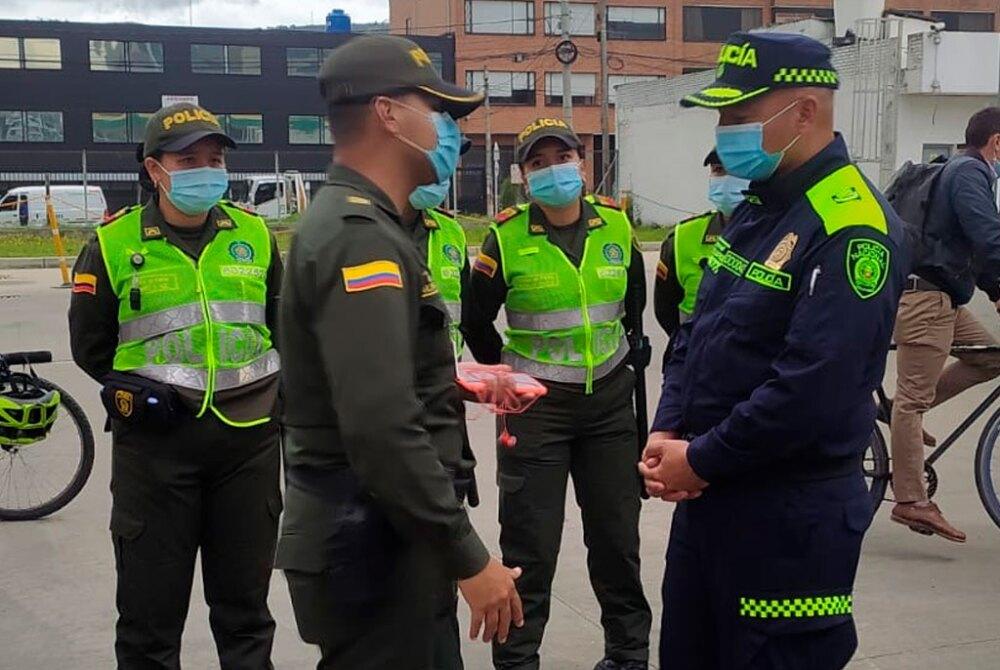 Servicio militar en la Policía