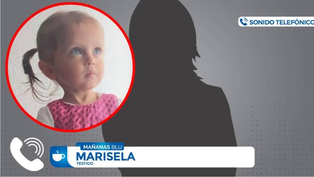 Testimonio de Marisela sobre la desaparición de Sara Sofía Galván