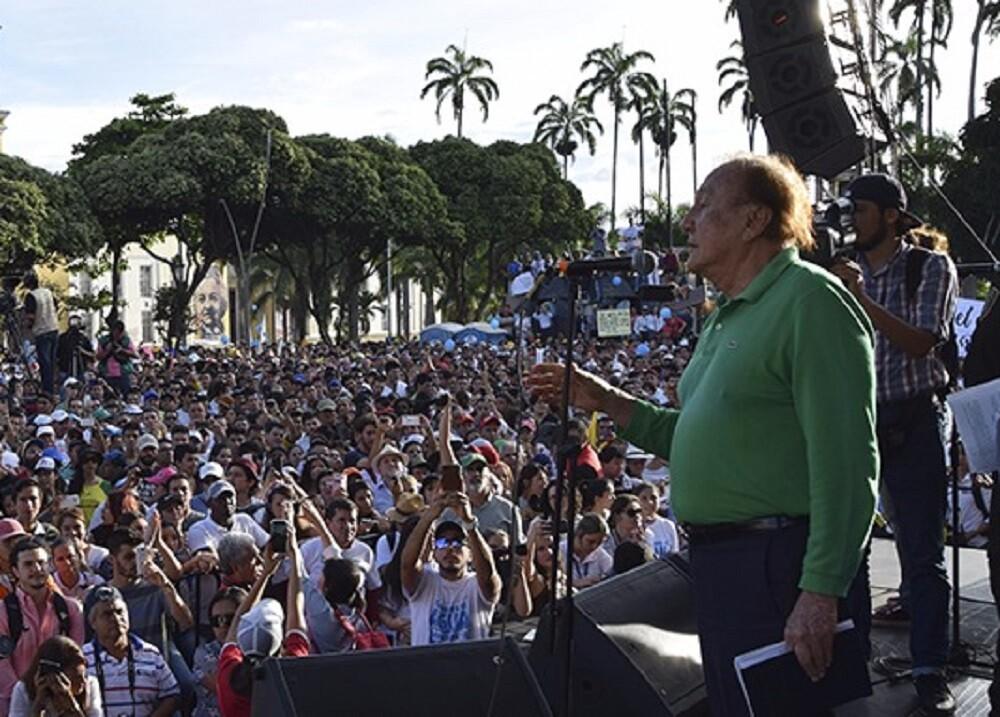293380_Alcalde Rodolfo Hernández / Foto: Alcaldía de Bucaramanga