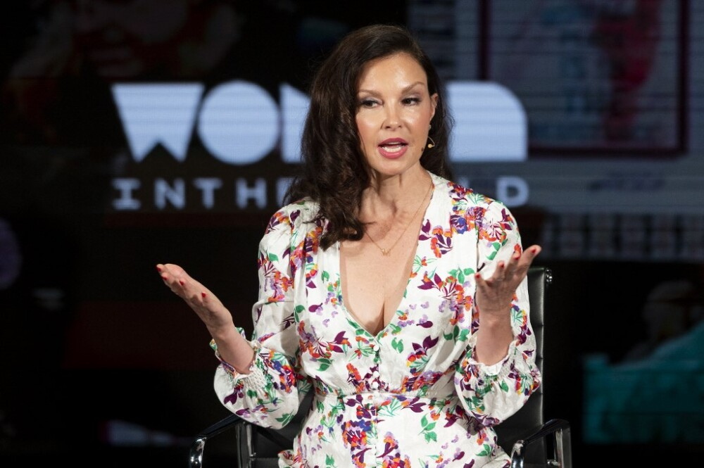 Ashley Judd volvió a caminar tras seis meses de accidente en el que casi pierde una pierna