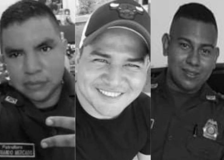 Policías asesinados en Pailitas, Cesar