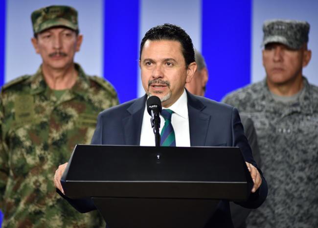 342236_Blu Radio. Comisionado Ceballos. Foto: Presidencia