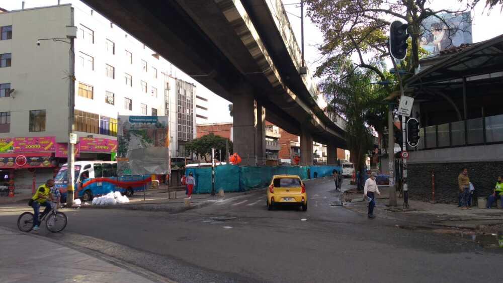 370835_BLU Radio // Cuarentena centro de Medellín // Fotos: BLU Radio.