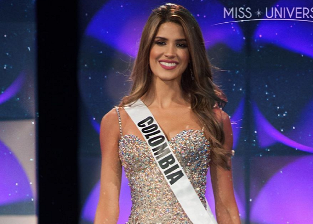 350193_BLU Radio. Gabriela Tafur / Foto: Miss Universo