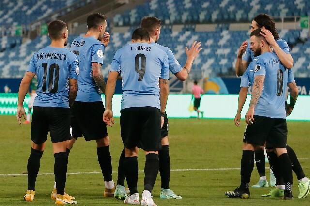 Selección de Uruguay