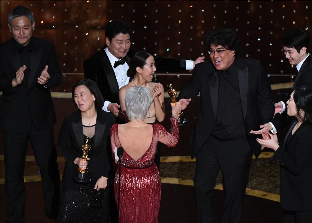 354896_BLU Radio. Bong Joon Ho // Foto: AFP