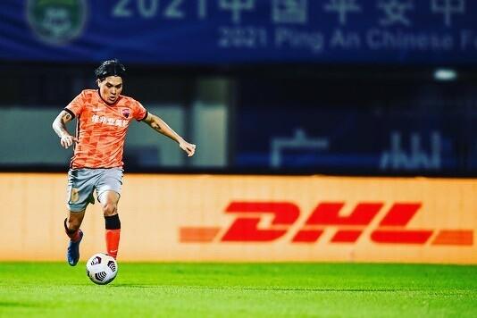 Juan Fernando Quintero, jugador del Shenzen de China..jpg