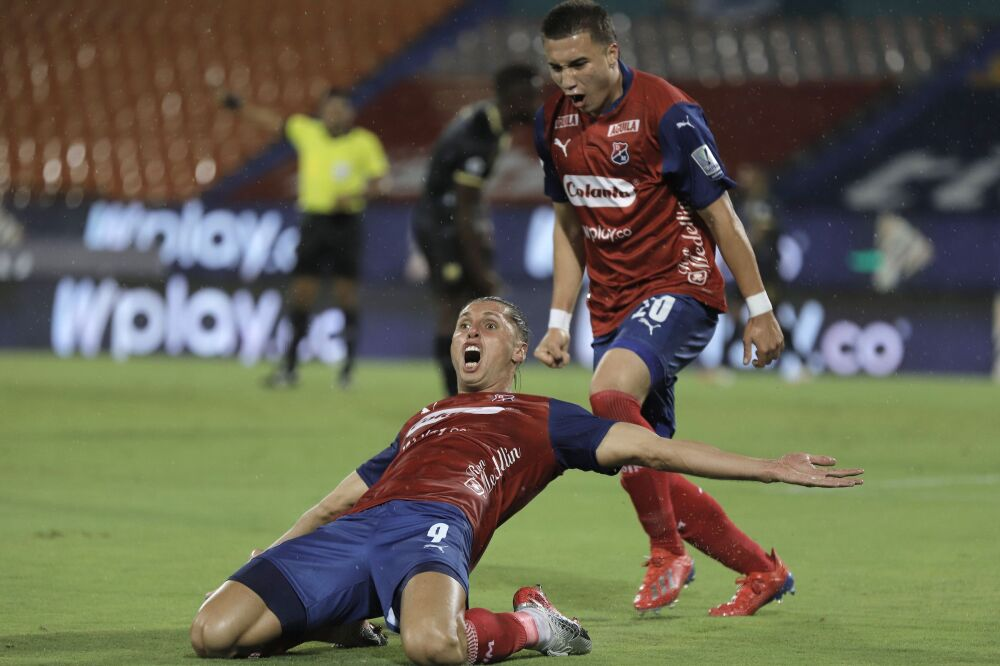 Agustín Vuletich, jugador de Medellín. Dimayor.jpeg