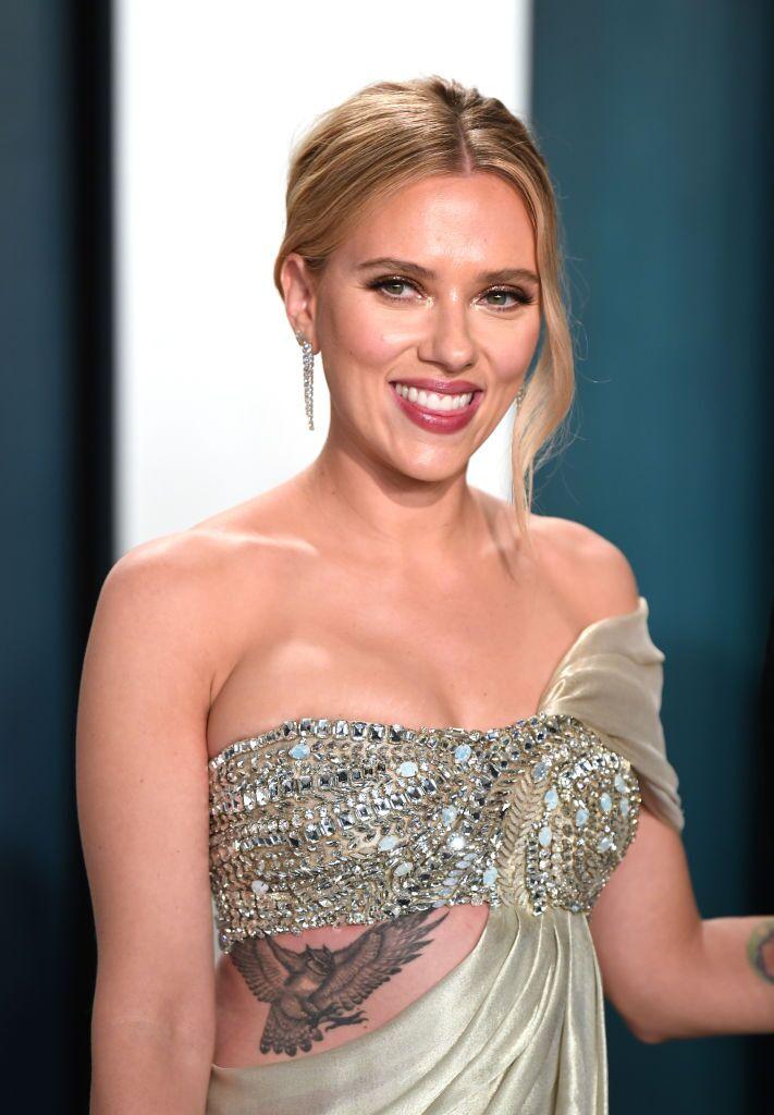 Scarlett Jhonansson podría volver a aparecer en Avengers.