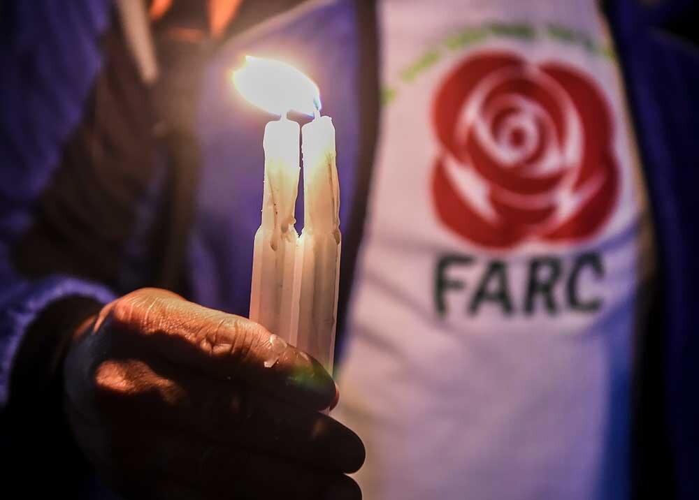 Desmovilización de Farc / AFP, imagen de referencia