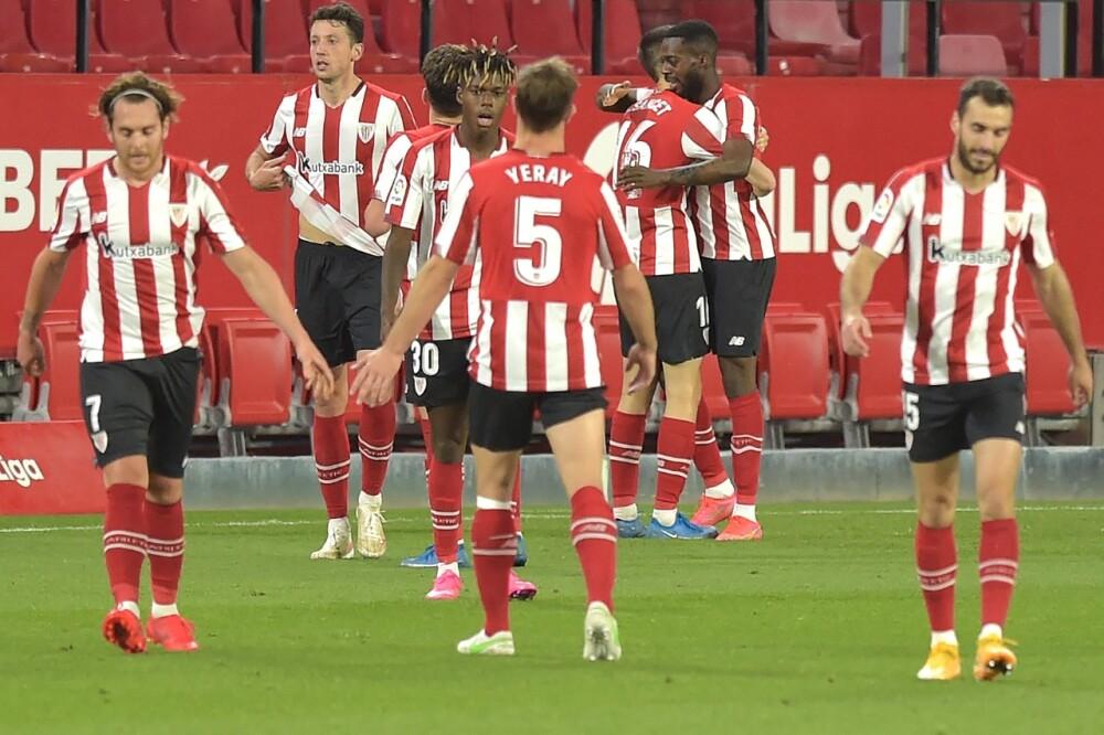 Athletic Bilbao AFP.