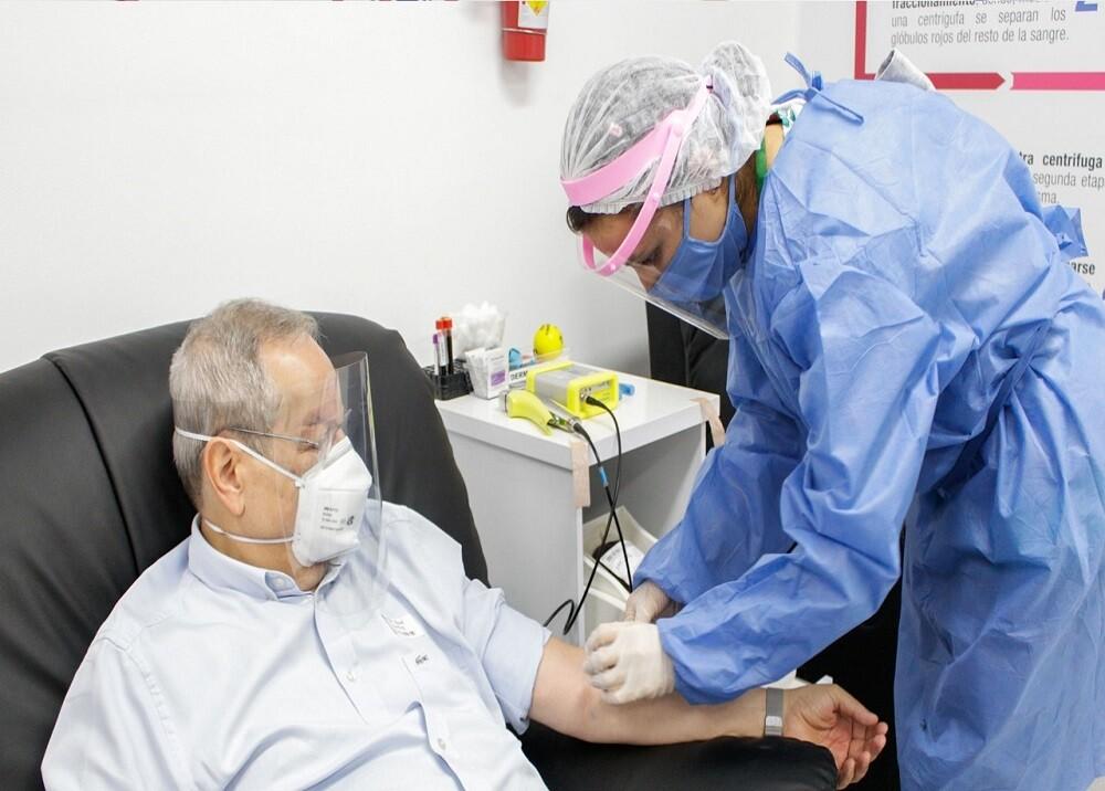 370198_BLU Radio. Banco de sangre HIC / Foto: Fundación Cardiovascular