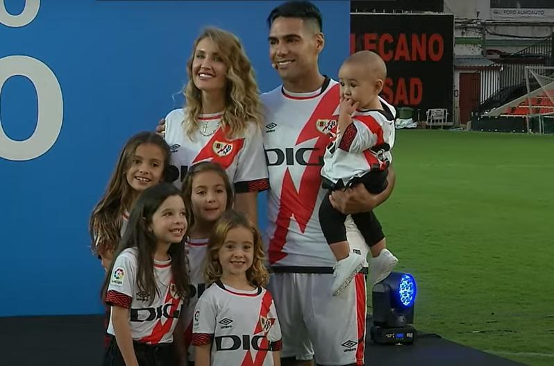 Falcao familia Rayo