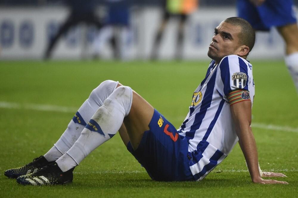 Pepe. Foto AFP
