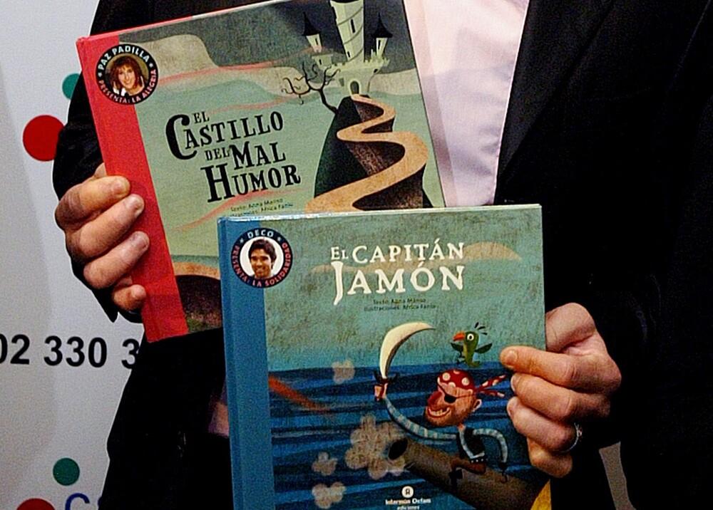 271606_BLU Radio. Libros - Foto: AFP