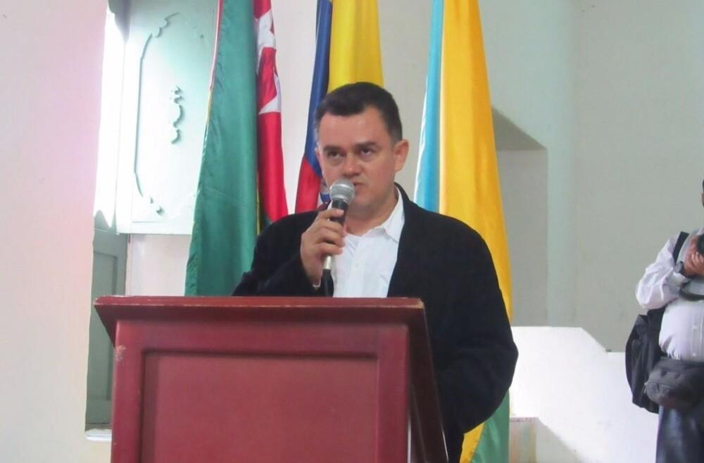 291169_Alcalde Israel Agón / Foto: Tomada de Facebook