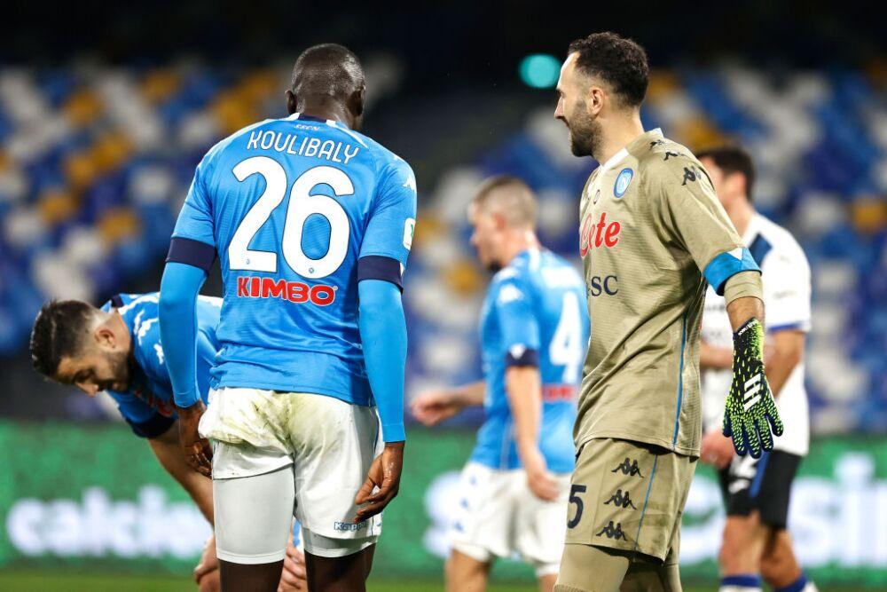 David Ospina, Napoli vs Atalanta