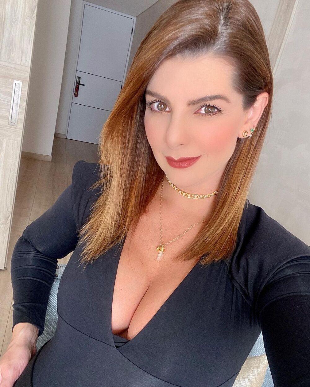 Carolina Cruz, presentadora de 'Día a Día'..jpg