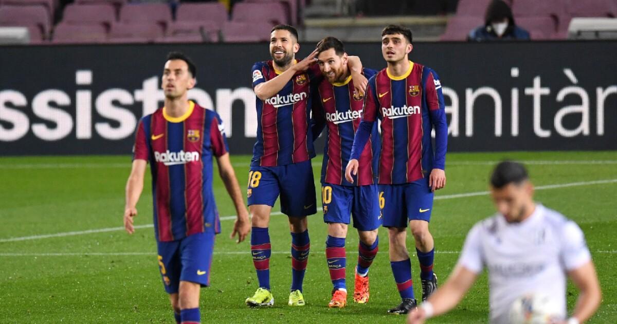 barcelona vs getafe - photo #14