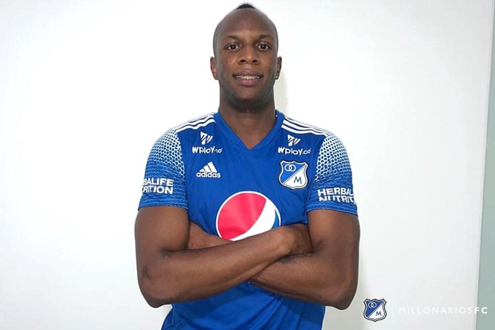 Andrés Murillo. Foto: Millonarios