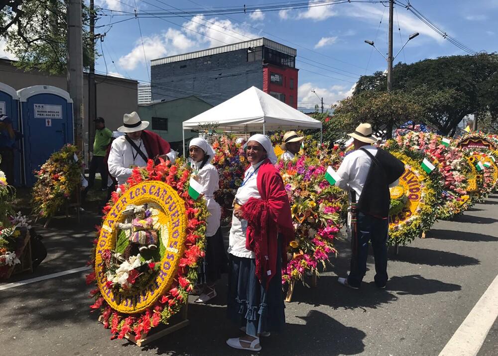 289102_Blu Radio. Desfile de Silleteros. Foto: Blu Radio