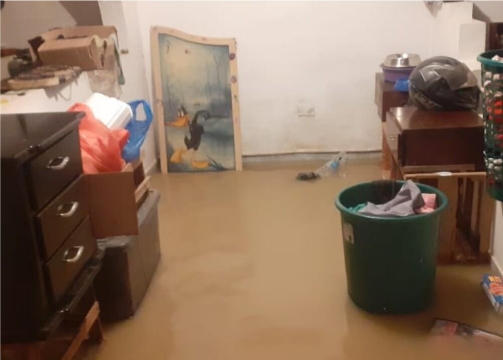 Emergencia en Pitalito por lluvias