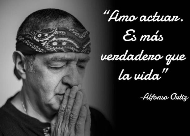 Falleció el actor Alfonso Ortiz, a los 66 años, en Bogotá