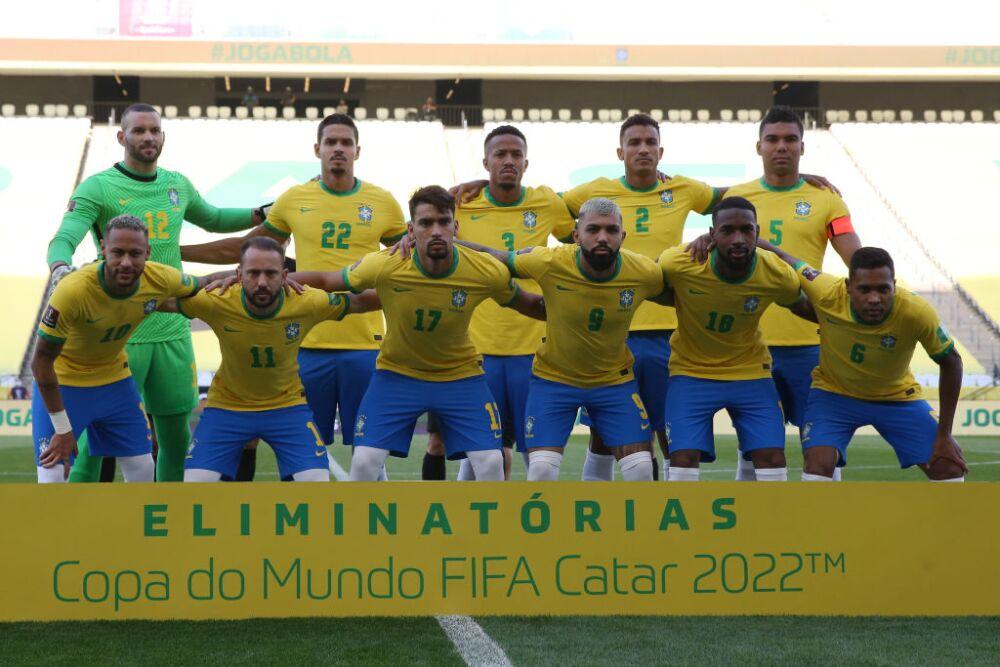 Slección de Brasil