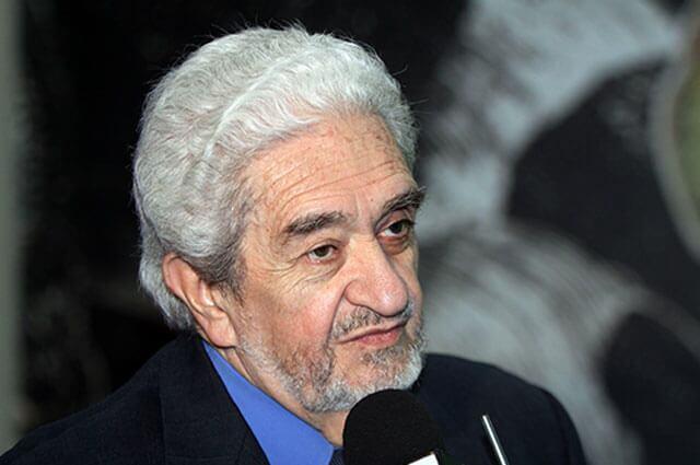 Fabio Camero actor colombiano fallecido a los 84 años de edad