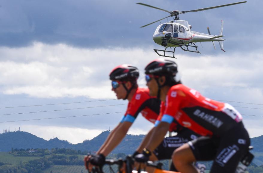 La etapa 5 del Giro de Italia se disputó sobre 177 kilómetros entre Modena y Cattolica.